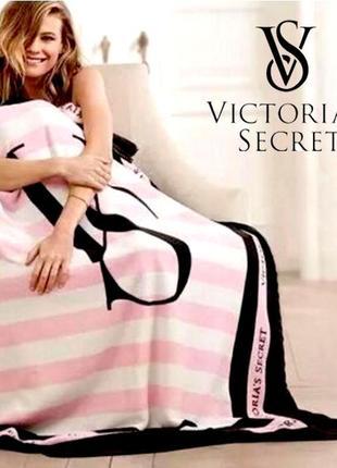 Плед victoria's secret пляжное одеяло
