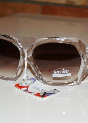 Очень красивые женственные очки aolise (защита - uv 400)