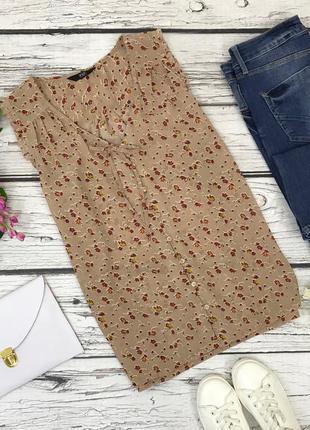 Базовая блуза с креп-шифона  bl1831077  f&f