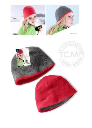 Двусторонняя теплая шапка - tcm tchibo германия