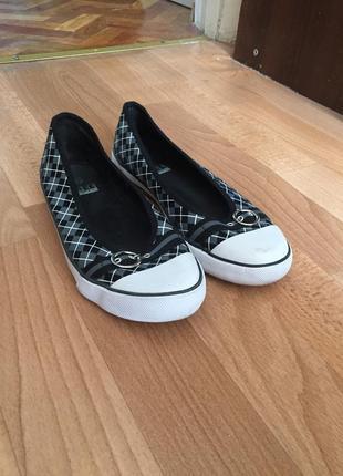 Туфли кеды free&fun
