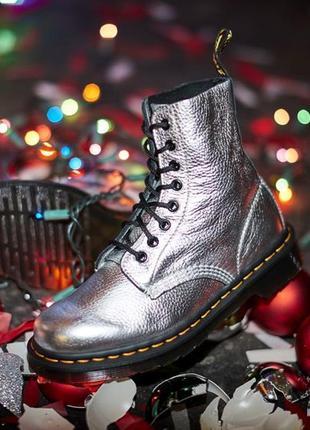 Новые ботинки dr martens оригинал