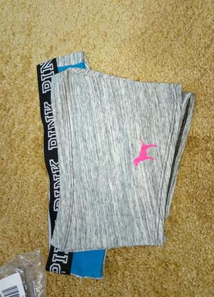 Трусики- шортики victoria's secret pink