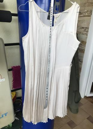 Pepe jeans платье шелк