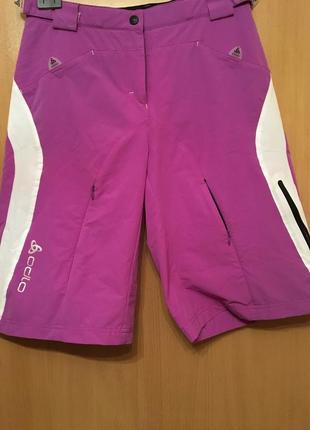 Спортивные шорты odlo для велоспорта