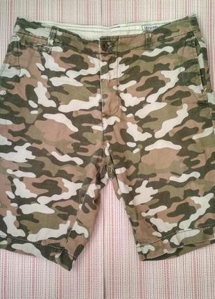 Мужские камуфляжные шорты blend