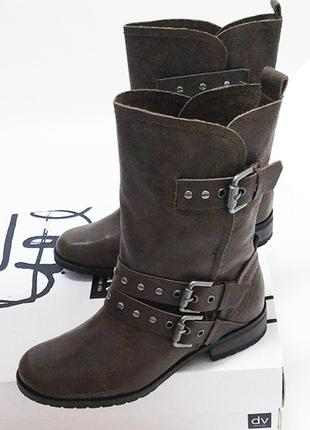 Кожаные ботинки dolce vita оригинал из сша
