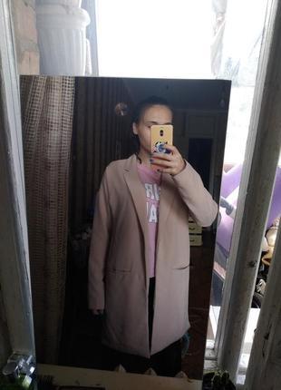 Пальто forever 21 женское