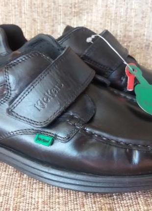 Туфли kickers кикерс р.39 стелька 25,5 см