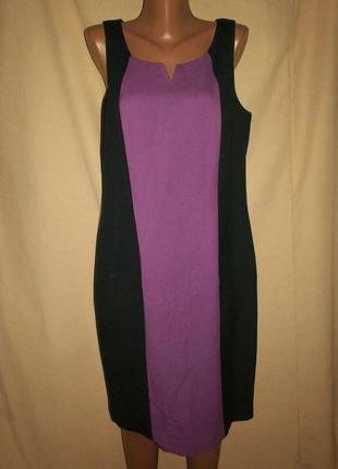 Отличное платье папайа р-р16,