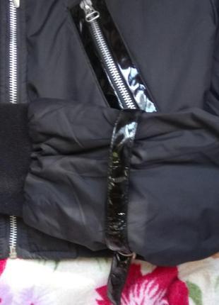 Укороченная куртка3 фото