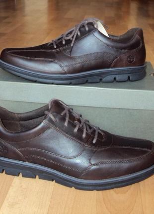 Timberland. р-44/45 (29см.) кожаные туфли, полуботинки. оригинал из сша. в наличии киев.