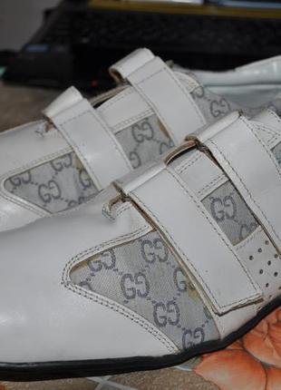 Супер!  .туфли спортивный стиль оригинал gucci made in italy