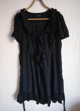 Шикарное платье миди 50 размера