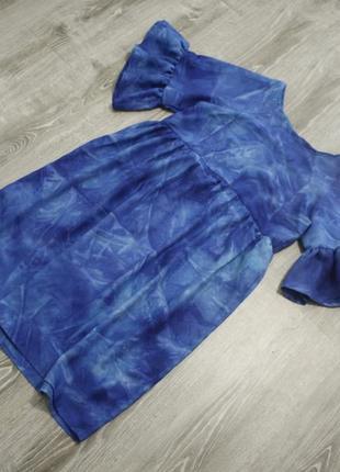 Стильное, удобное платье. 50% хлопок 50% вискоза. размер м
