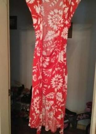 Платье пляжное zara