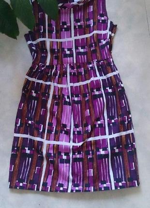 Элегантное платье из натуральной ткани
