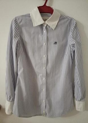 Стильная рубашка 100% хлопок