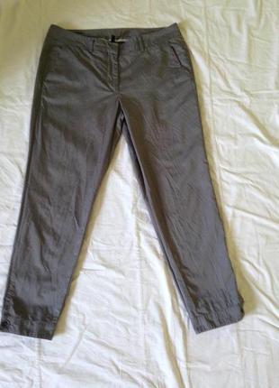 Шикарные легкие брюки чинос заужены1 фото