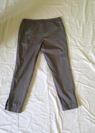 Шикарные легкие брюки чинос заужены2 фото
