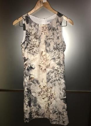 Летнее нежное платье h&m