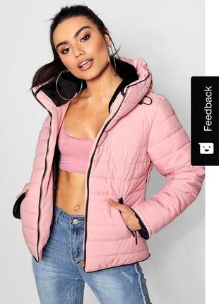 Куртка boohoo