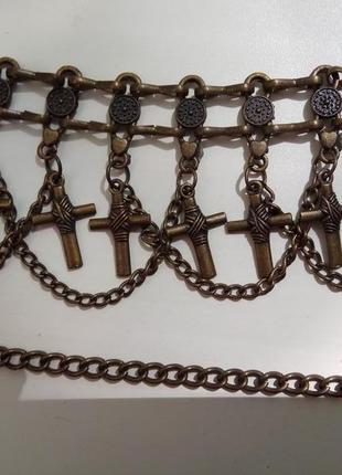 Оригинальное украшение пояс
