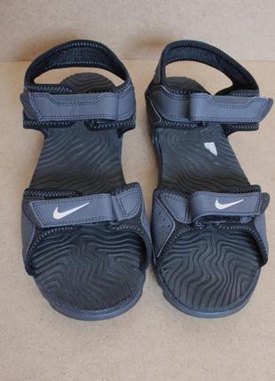 Сандалии nike santiam 40 размер мужские спортивные босоножки
