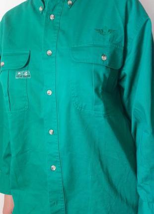 Коттоновая рубашка dockers levi's