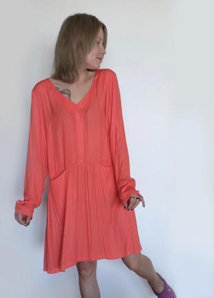 Платье миди оверсайз от vila clothes