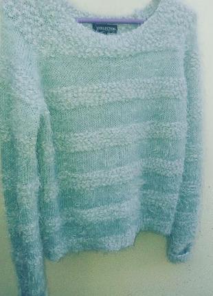 Класный свитер травка