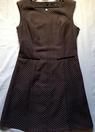 Офисное,деловое платье,строгое платье