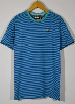 Футболка lyle & scott junior t-shirt