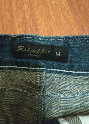 Джинсовая мини юбка3 фото
