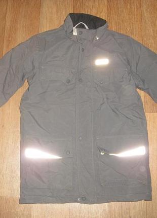 Зимняя куртка reima tec р. 122.