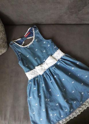 Дуже ніжне і нарядне плаття yd