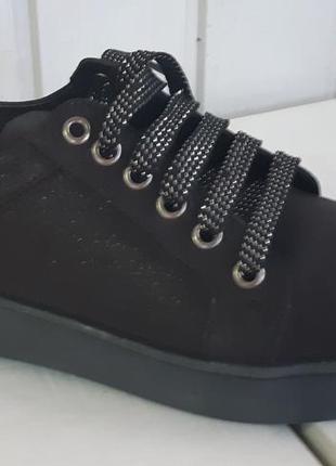 Распродажа.кеды стильные удобные, кроссовки кожа натуральная  полностью, с 34-41р.10 фото