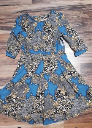 Гарне плаття з кишеньками