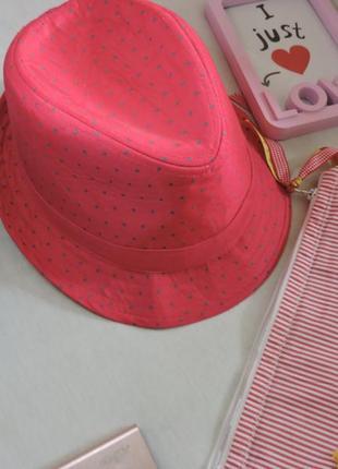 Шляпа, кепка на лето для пляжа