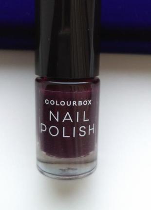 Лак для ногтей colourbox oriflame