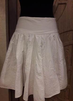 Белоснежная юбка ted baker