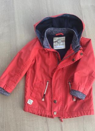 Куртка-парка на мальчика next