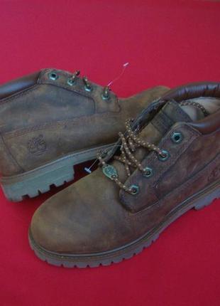 Ботинки timberland waterproof оригинал 37 размер