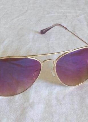 """Солнцезащитные очки н&м """"авиаторы""""3 фото"""