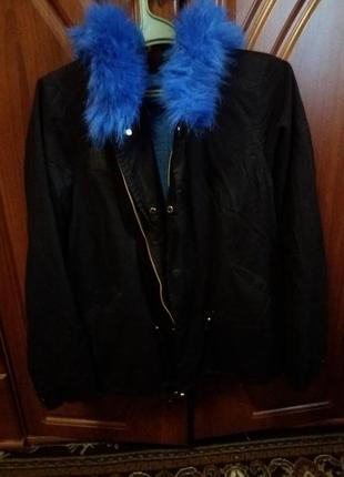 Куртка-парка , на холодну осінь