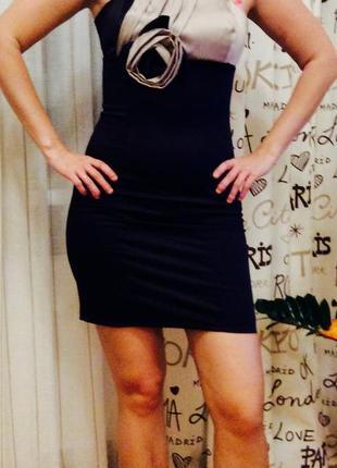 Торг уместен!роскошнее платье коктейльное от love republic 80 грн