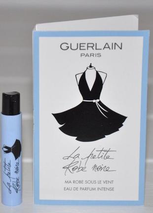 Пробник guerlain la petite robe noire intense оригинал