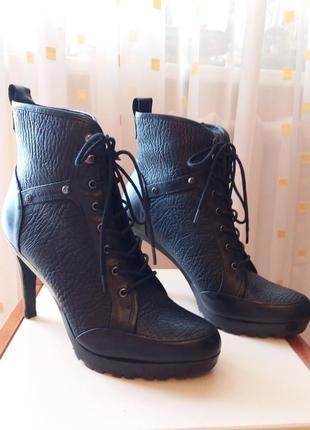 Супер ботинки calvin klein
