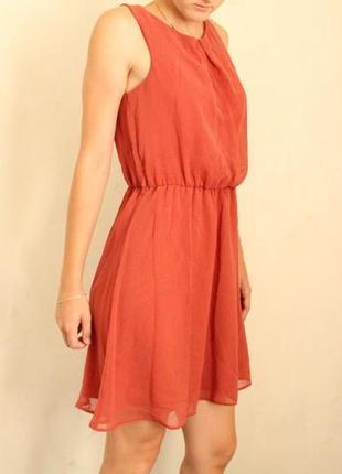 Классное легкое платье от new look