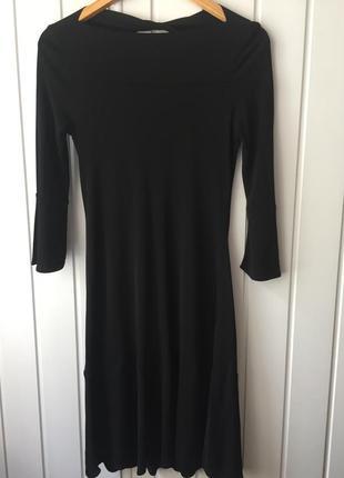 Класична чорна сукня, класическое черное платье